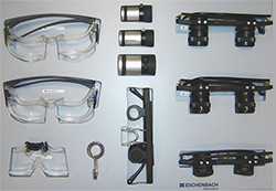Tray - Telescopes & Clip-on Magnifiers