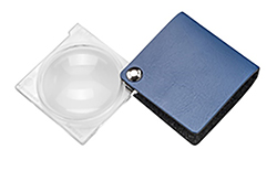 Magno Folding Pocket Magnifier - Blue