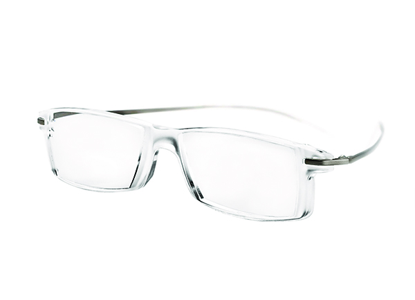 MiniFrame2 Progressive Reading Glasses - Gun Metal