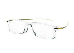 MiniFrame2 Progressive Reading Glasses - Gold