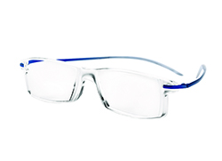 MiniFrame2 Progressive Reading Glasses - Blue