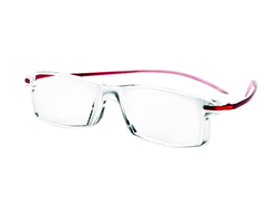 MiniFrame2 Progressive Reading Glasses - Red