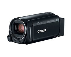 Canon Vixia Camcorder for VLD XL