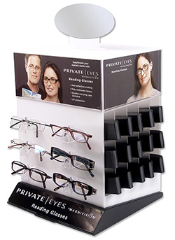 Private Eyes Assortment Display - 36 Pieces